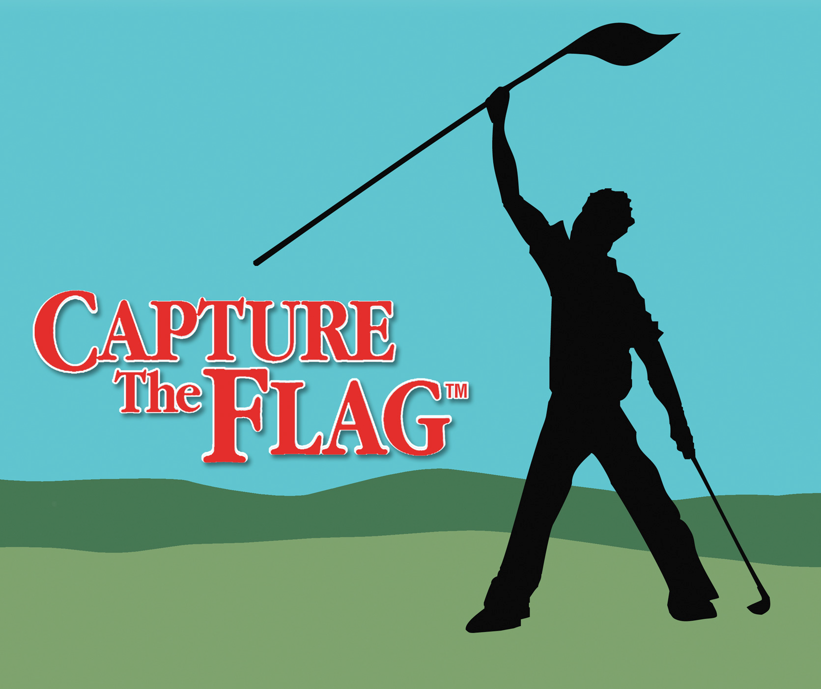 Capture the flag golf grassroots sports marketing for Capture the flag